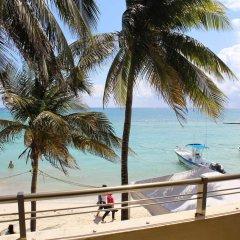 Отель Koox La Mar Condhotel Плая-дель-Кармен пляж