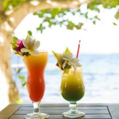 Отель Maitai Polynesia Французская Полинезия, Бора-Бора - отзывы, цены и фото номеров - забронировать отель Maitai Polynesia онлайн гостиничный бар