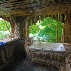 Отель Great Huts Ямайка, Порт Антонио - отзывы, цены и фото номеров - забронировать отель Great Huts онлайн ванная