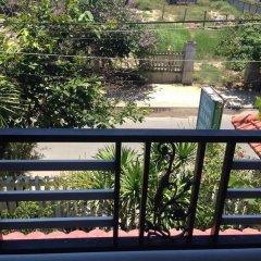 Отель Camellia Homestay балкон