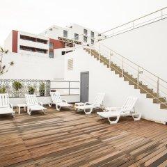 Antillia Hotel Понта-Делгада бассейн