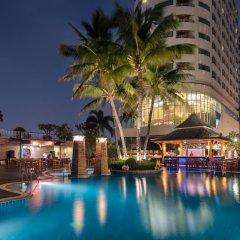Отель Prince Palace Hotel Таиланд, Бангкок - 12 отзывов об отеле, цены и фото номеров - забронировать отель Prince Palace Hotel онлайн бассейн