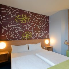 B&B Hotel München City-Nord комната для гостей