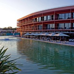 Pestana Vila Sol Golf & Resort Hotel пляж