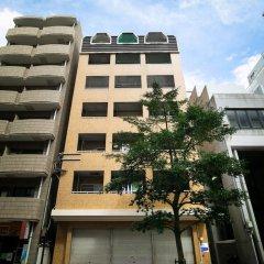 Отель Octo Otemon Япония, Фукуока - отзывы, цены и фото номеров - забронировать отель Octo Otemon онлайн вид на фасад