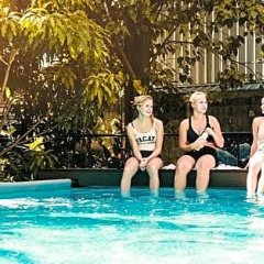 Here Hostel Бангкок бассейн фото 3