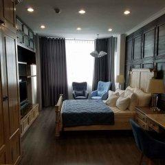 Апартаменты Ju Style Apartment комната для гостей