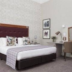 Отель Crowne Plaza Edinburgh - Royal Terrace Великобритания, Эдинбург - отзывы, цены и фото номеров - забронировать отель Crowne Plaza Edinburgh - Royal Terrace онлайн комната для гостей фото 4