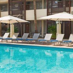 Отель Amman Marriott Hotel Иордания, Амман - отзывы, цены и фото номеров - забронировать отель Amman Marriott Hotel онлайн бассейн фото 3