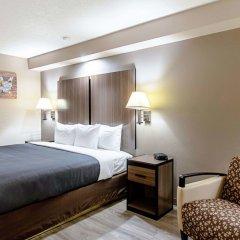 Отель Econo Lodge Kingsville США, Кингсвилль - отзывы, цены и фото номеров - забронировать отель Econo Lodge Kingsville онлайн комната для гостей фото 2