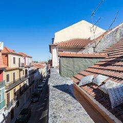 Отель Rato Cozy 3BR w/balcony - by LU Holidays Португалия, Лиссабон - отзывы, цены и фото номеров - забронировать отель Rato Cozy 3BR w/balcony - by LU Holidays онлайн балкон