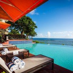Отель Hilton Guam Resort And Spa бассейн фото 3