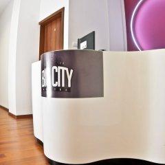 Отель Big City Hostel Польша, Вроцлав - отзывы, цены и фото номеров - забронировать отель Big City Hostel онлайн интерьер отеля фото 2