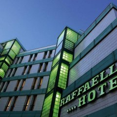 Hotel Raffaello сауна