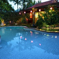 Отель Botanic Garden Villas бассейн фото 3