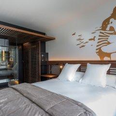 Отель Off Paris Seine комната для гостей