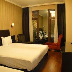 Sultan Mehmed Hotel Стамбул сейф в номере