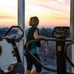 Отель Cosmopolitan Bologna фитнесс-зал фото 4