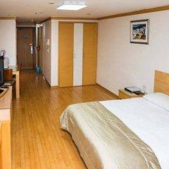 Отель M Chereville Residence - MC Korea Южная Корея, Сеул - отзывы, цены и фото номеров - забронировать отель M Chereville Residence - MC Korea онлайн комната для гостей фото 5