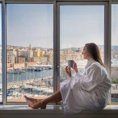 Отель Sofitel Marseille Vieux Port Франция, Марсель - 2 отзыва об отеле, цены и фото номеров - забронировать отель Sofitel Marseille Vieux Port онлайн фитнесс-зал фото 2