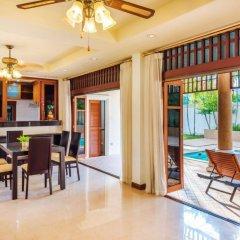 Отель Phuket Private Havana Villa комната для гостей фото 4
