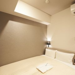 Отель Sotetsu Fresa Inn Ginza-Nanachome Япония, Токио - отзывы, цены и фото номеров - забронировать отель Sotetsu Fresa Inn Ginza-Nanachome онлайн комната для гостей фото 3