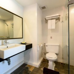 Patong Lodge Hotel ванная