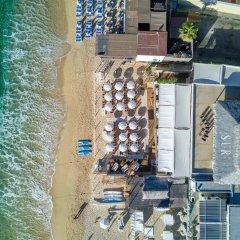 Отель Bahia Hotel & Beach House Мексика, Кабо-Сан-Лукас - отзывы, цены и фото номеров - забронировать отель Bahia Hotel & Beach House онлайн интерьер отеля фото 2