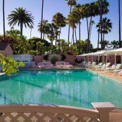 The Beverly Hills Hotel бассейн фото 2