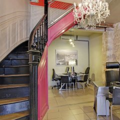Отель Appartements Paris Centre - At Home-Hotel Франция, Париж - отзывы, цены и фото номеров - забронировать отель Appartements Paris Centre - At Home-Hotel онлайн интерьер отеля фото 2