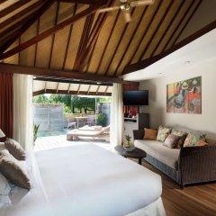 Отель Hilton Moorea Lagoon Resort and Spa Французская Полинезия, Муреа - отзывы, цены и фото номеров - забронировать отель Hilton Moorea Lagoon Resort and Spa онлайн фото 12