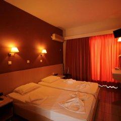 Отель Dimitris Paritsa Hotel Греция, Кос - отзывы, цены и фото номеров - забронировать отель Dimitris Paritsa Hotel онлайн комната для гостей фото 3