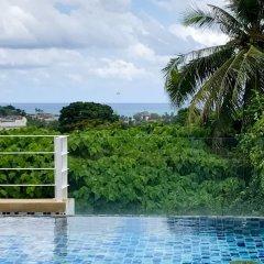 Отель Kata Ocean View Wellness D7 пляж Ката бассейн