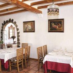 Отель La Morena питание