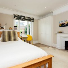 Отель Eton Villas Великобритания, Лондон - отзывы, цены и фото номеров - забронировать отель Eton Villas онлайн комната для гостей фото 3