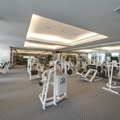 Отель Pathumwan Princess Бангкок фитнесс-зал фото 3