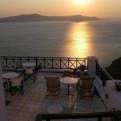 Отель Santorini Reflexions Volcano балкон