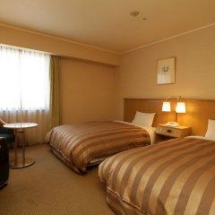Отель Ark Hotel Royal Fukuoka Tenjin Япония, Тэндзин - отзывы, цены и фото номеров - забронировать отель Ark Hotel Royal Fukuoka Tenjin онлайн комната для гостей фото 3