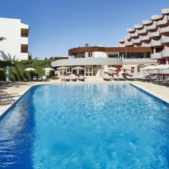 Отель Luna Clube Oceano бассейн