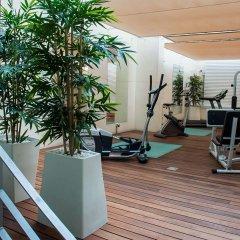 Отель Sercotel Coliseo фитнесс-зал