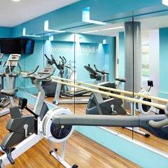 Отель Novotel Edinburgh Centre фитнесс-зал фото 2