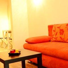 Отель Autobudget Apartments Towarowa Польша, Варшава - отзывы, цены и фото номеров - забронировать отель Autobudget Apartments Towarowa онлайн комната для гостей фото 4