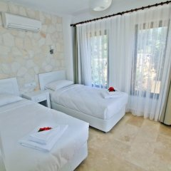 Villa Aprohodite Kalkan Турция, Калкан - отзывы, цены и фото номеров - забронировать отель Villa Aprohodite Kalkan онлайн комната для гостей фото 5