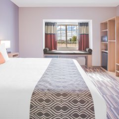 Отель Microtel Inn & Suites by Wyndham Cuauhtemoc интерьер отеля фото 2