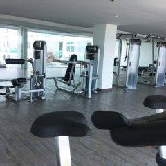 Отель Amazon Residence by Pattaya Sunny Rentals фитнесс-зал фото 4