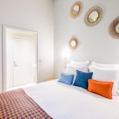 Отель 1er Etage SoPi Франция, Париж - отзывы, цены и фото номеров - забронировать отель 1er Etage SoPi онлайн комната для гостей фото 4