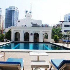Grace Hotel Bangkok Бангкок бассейн фото 2