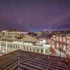 Отель Статус Москва балкон
