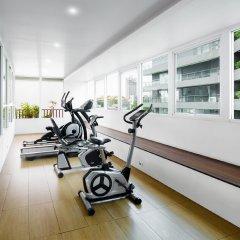 Aiyara Grand Hotel фитнесс-зал