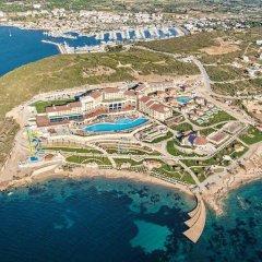Отель Euphoria Aegean Resort & Spa All Inclusive Сыгаджик пляж фото 2